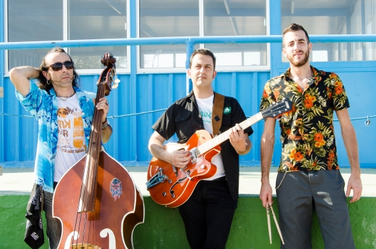 rockabilly español the hellhates murcia